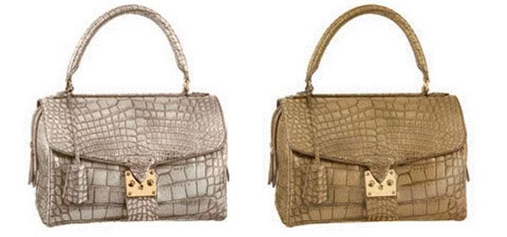 6aef6f49ba Borse Louis Vuitton Speedy in pelle di coccodrillo – la nuova collezione  limitata Autunno Inverno 2010 2011